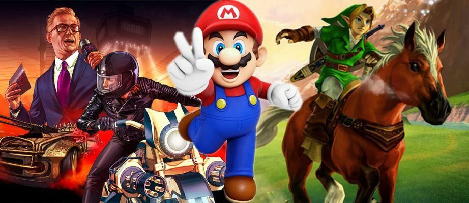 10 Game Terbaik Sepanjang Masa, PUBG dan Mobile Legends Enggak Ada Apa-Apanya!