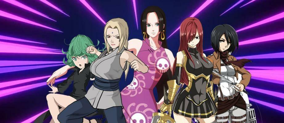 9 Karakter Anime Cewek yang Paling Kuat, Cantik-Cantik Tapi Ganas!