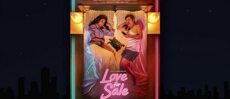 Nonton Film Love for Sale (2018), Jomblo Akut Menemukan Cinta
