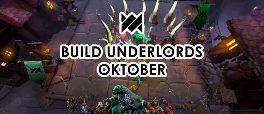 Build Dota Underlords Terbaik Oktober 2019   Auto Win!