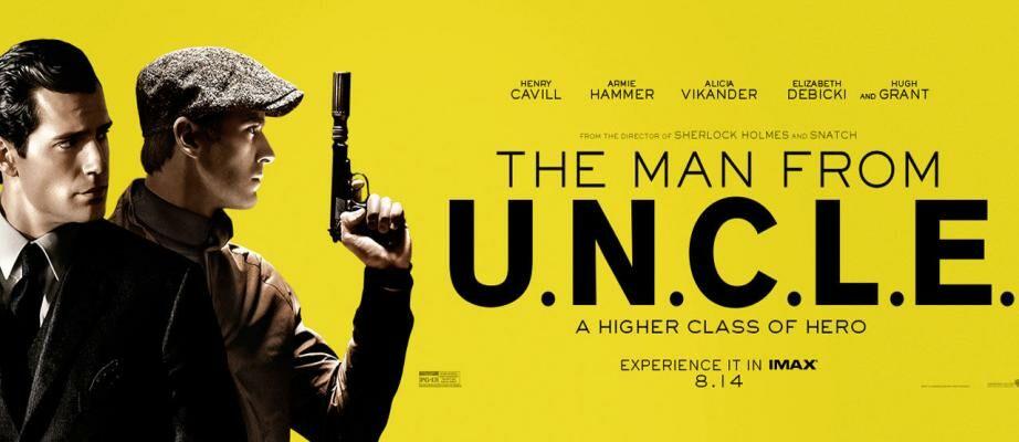 Nonton Film The Man from U.N.C.L.E. (2015), Bersatu untuk Menyelamatkan Dunia