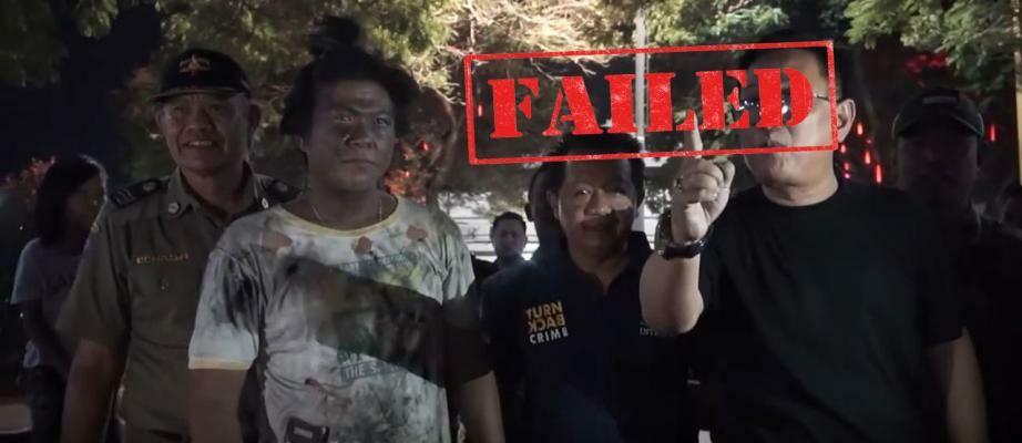 Kumpulan 7 Prank Gagal di YouTube, Ada Babang Tamvan Keciduk Satpol PP!