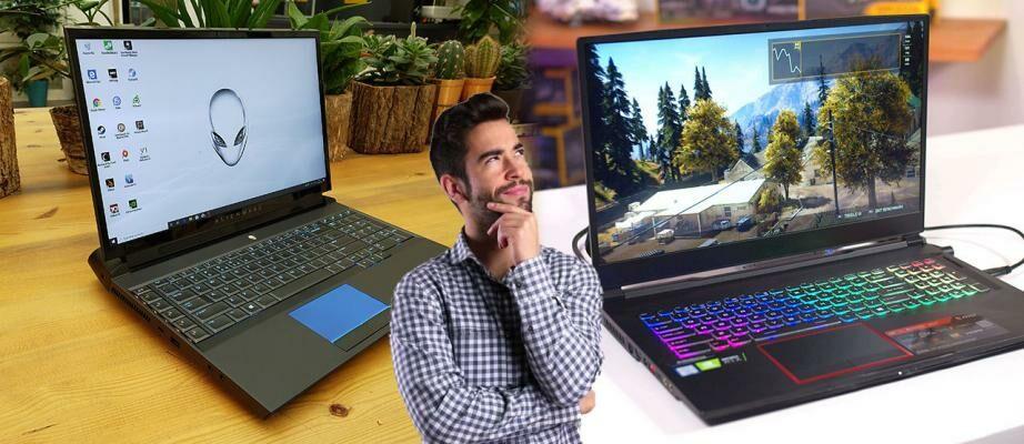 7 Laptop dengan Layar Terbesar Saat Ini, Minimal 17 Inci!