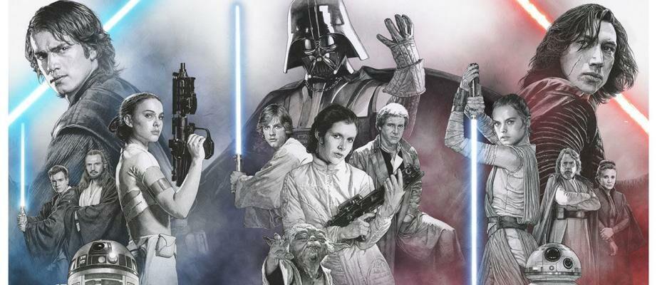 Urutan Film Star Wars Berdasarkan Kronologis Cerita, Kisah Tiga Generasi Skywalker!