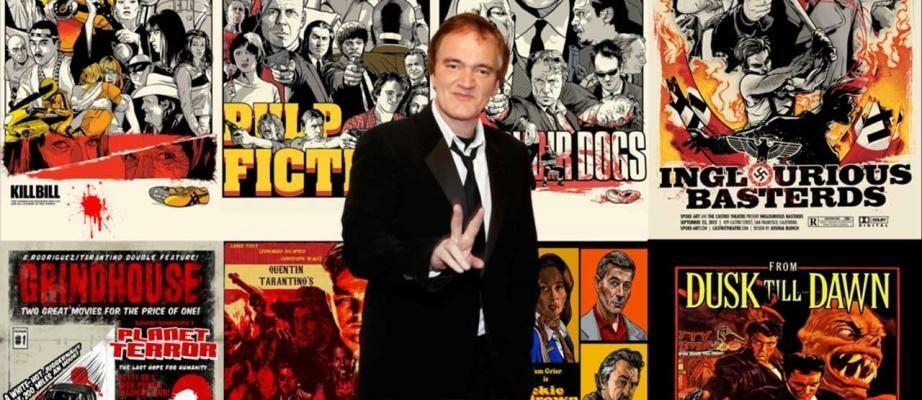 7 Film Terbaik Karya Sutradara Quentin Tarantino, Penuh Darah dan Twist Gila!