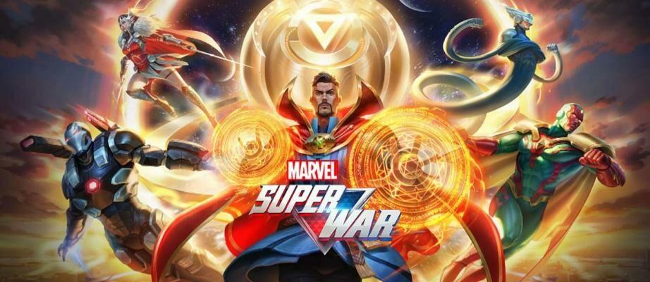 4 Alasan Wajib Main MARVEL Super War, Avengers vs X-Men Baku Hantam!