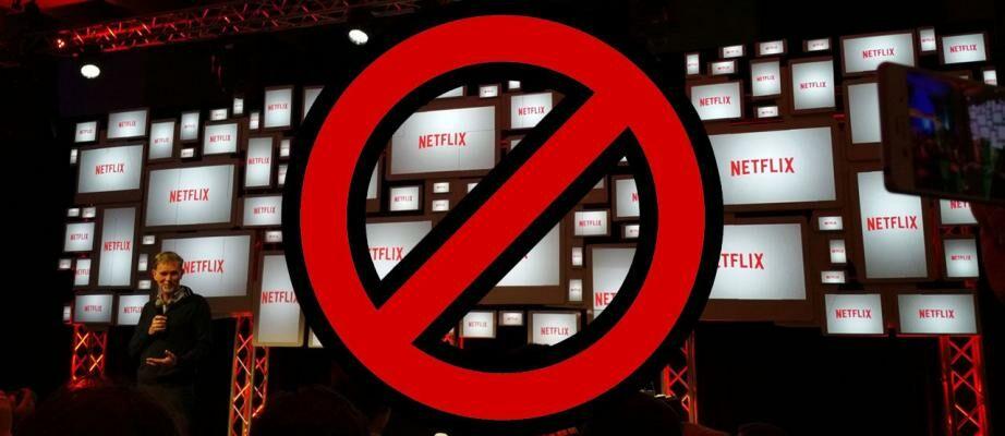 7 Negara yang Memblokir Konten Netflix, Gak Cuma Indonesia!
