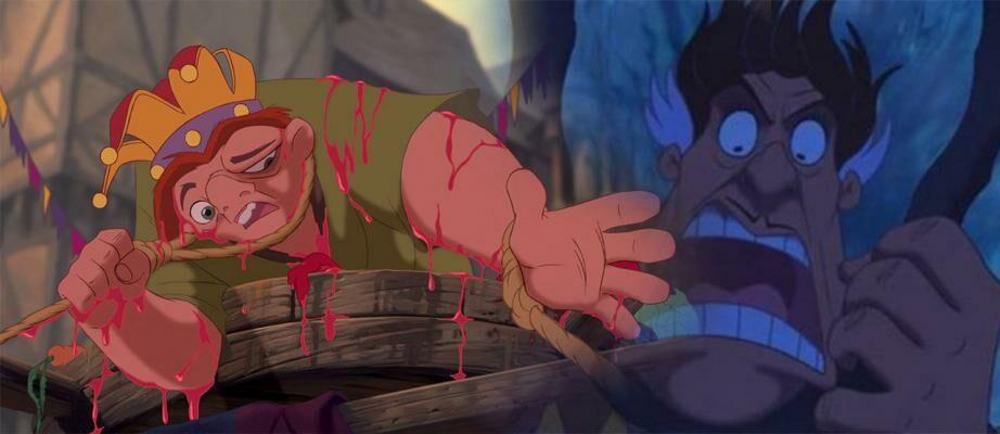 7 Animasi Disney dengan Adegan Mengerikan, Seriusan Film Anak-Anak?