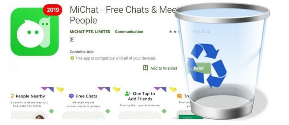 Bosan Main MiChat? Inilah Cara Menghapus Akun MiChat Secara Permanen