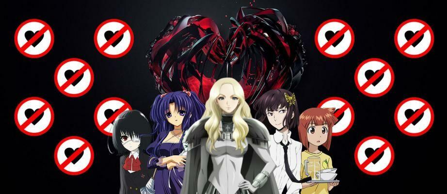 7 Karakter Anime Cewek yang Gak Tertarik Cinta, Padahal Cantik Banget!