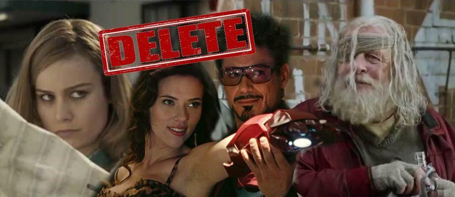 7 Deleted Scenes Terburuk dalam MCU, Ada Adegan Tony Stark Mesum?