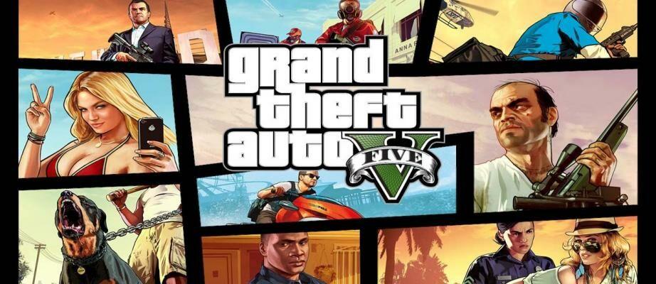 5 Skandal Besar Seputar Game GTA V | Gak Layak Dimainkan?