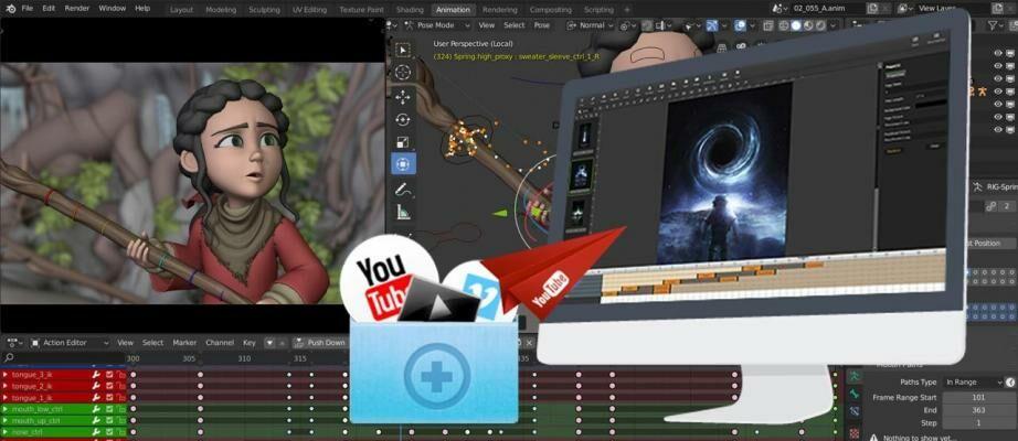 8 Aplikasi Membuat Video Animasi di Android & PC, Mudah & Gratis 100%