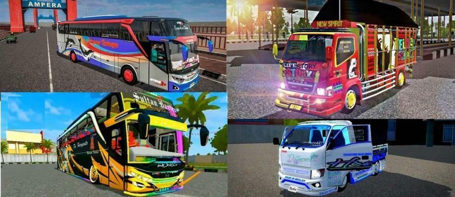 Download MOD BUSSID (Bus Simulator Indonesia) Terlengkap dan Terbaru 2021 | Semua Ada!