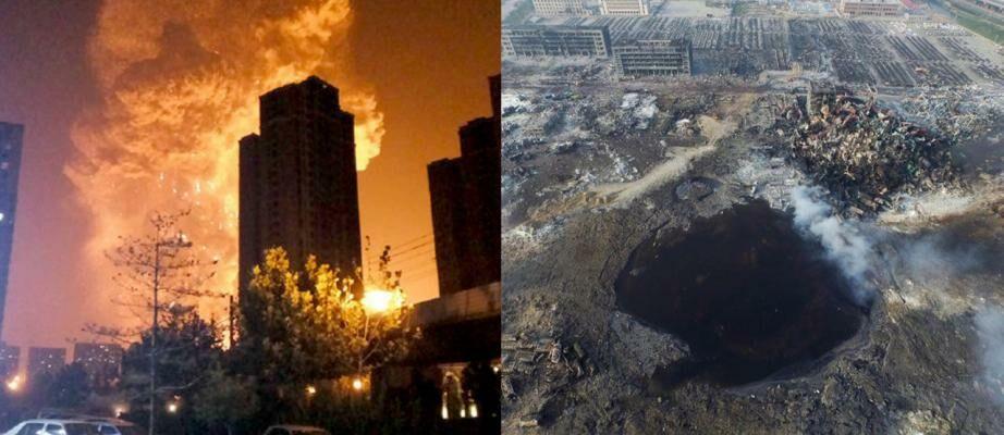 5 Ledakan Terburuk dalam Sejarah, Renggut Puluhan Ribu Jiwa!