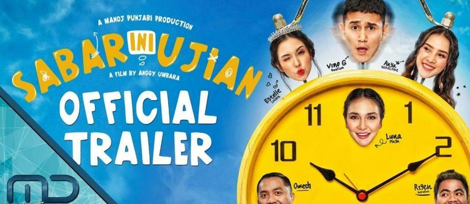 Nonton Film Sabar Ini Ujian (2020)   Film Time Loop Romantis!