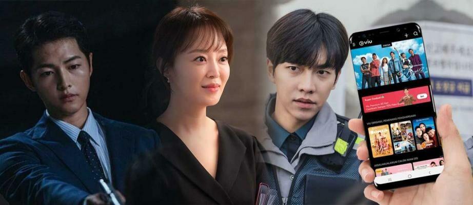 11 Aplikasi Nonton Drama Korea (Drakor) Gratis Sub Indo Terbaik 2021