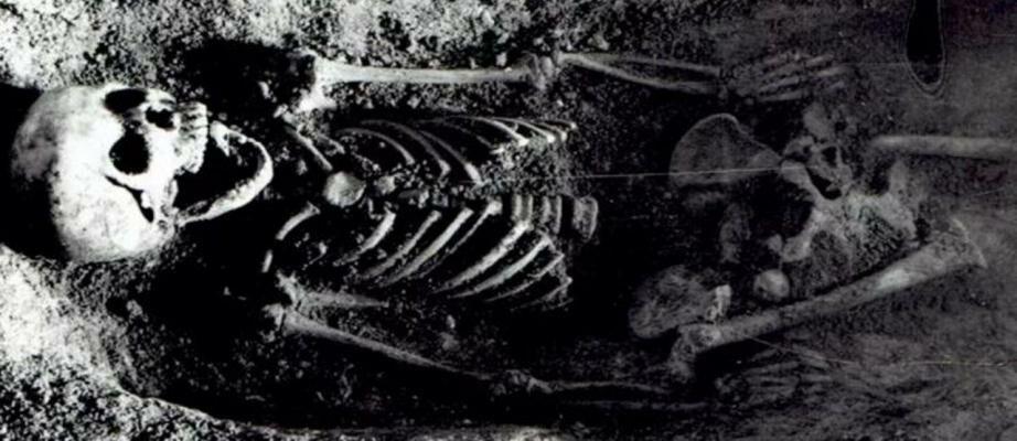 Misteri Penemuan Kerangka Gadis yang Terkubur dengan Burung di Mulut| Belum Terpecahkan Puluhan Tahun