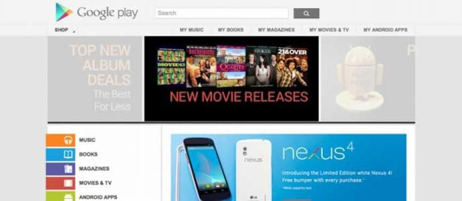 Cara Install Aplikasi Android dari Website Google Play