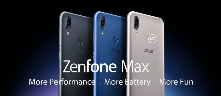 ASUS Zenfone Max M2 Harga dan Spesifikasi, Masih Layak Dimiliki?