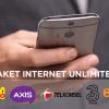 Daftar Harga Paket Internet Unlimited September 2018 Terlengkap + Updated