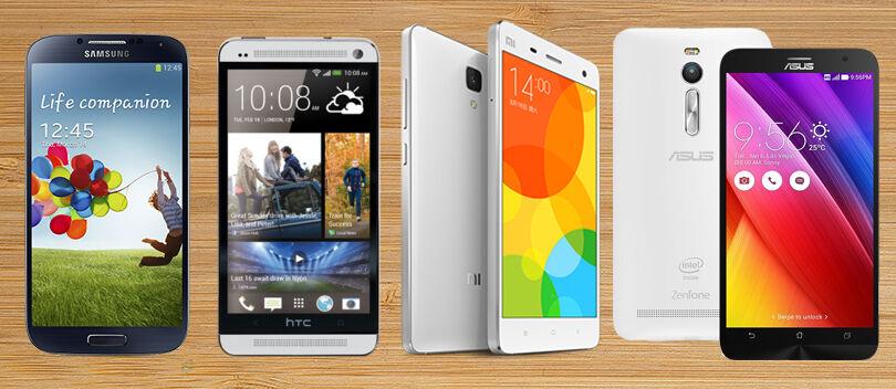5 Smartphone Bekas dengan Harga 2 Jutaan yang Masih Berkualitas