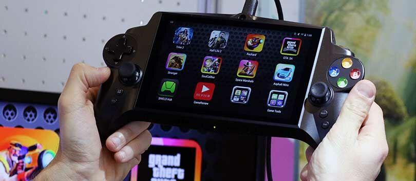 KEREN! Tablet Gaming Ini Bisa Support 18 Jenis Game Konsol