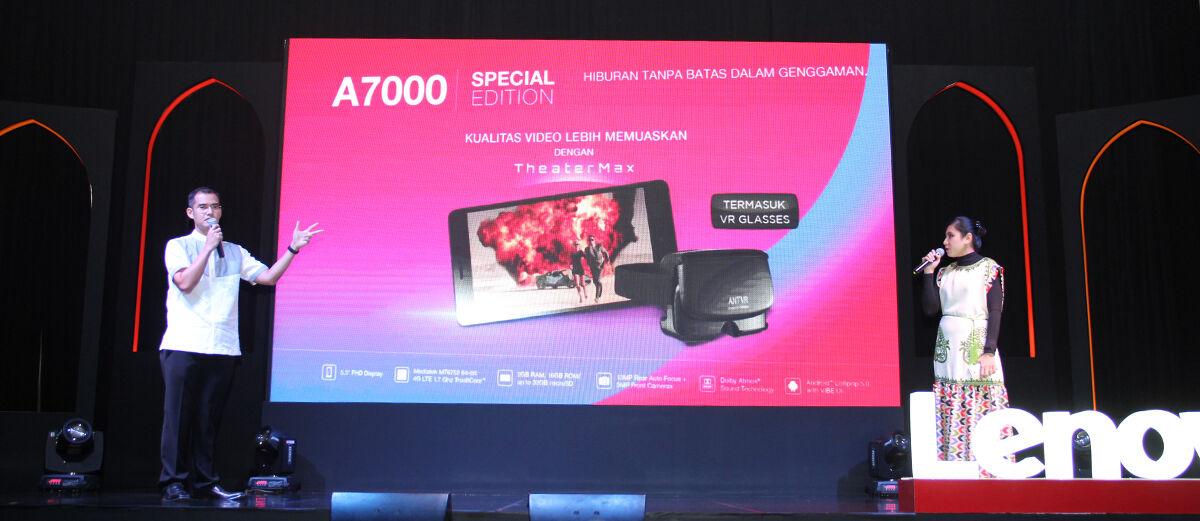 GOKIL, Lenovo Kini Punya 3 Smartphone VR Harga Terjangkau!
