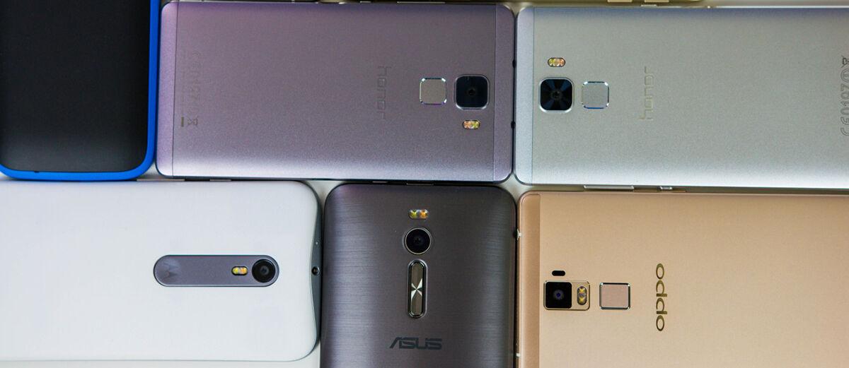 6 Merek Smartphone Pendatang Baru Terbaik Juni 2016