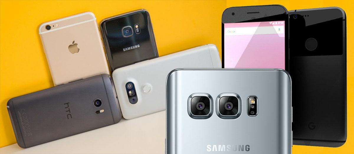 7 Smartphone Terbaik yang Paling Ditunggu Selama Tahun 2016