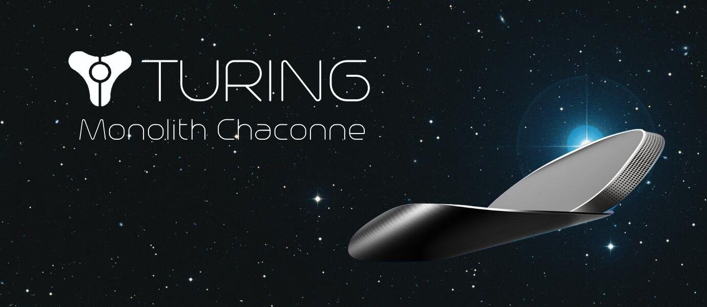 RAM 18GB Jadikan Turing Monolith Chaconne Smartphone Paling Gila di Dunia!