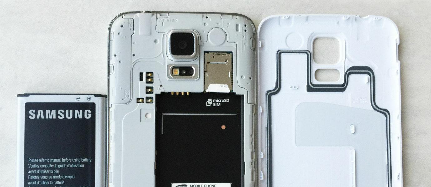 Pilih Mana, Android dengan Baterai Removable atau Non-removable?