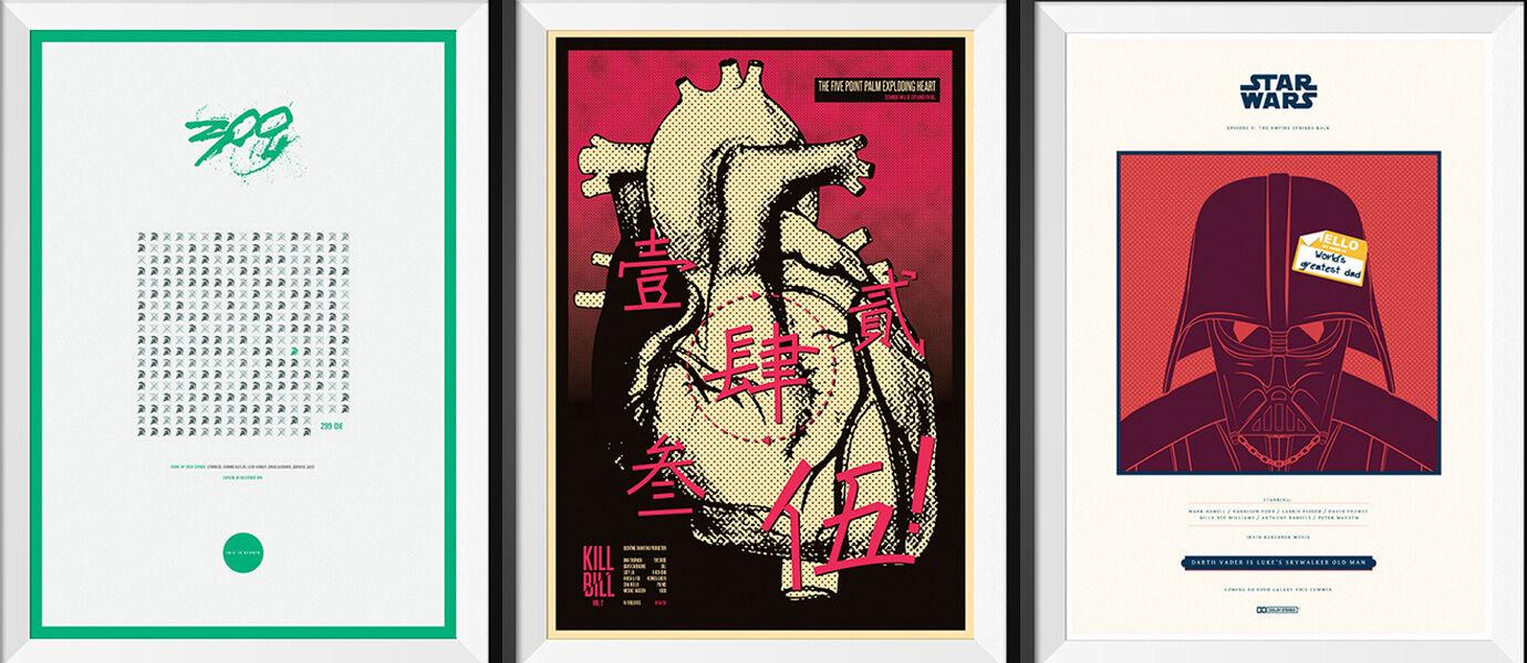 9 Poster Film Paling Kampret Sedunia