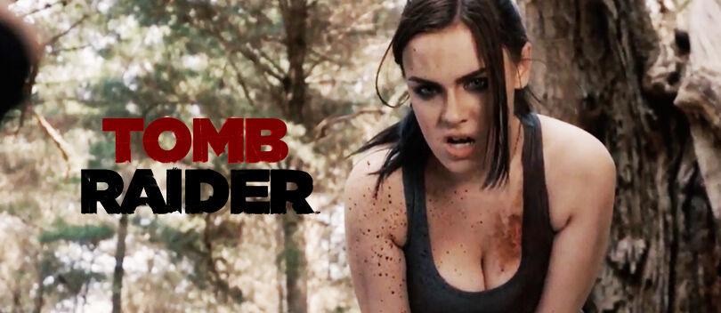Cewek CANTIK & SEXY Pemeran Lara Croft Ini Pasti Bikin Kamu DEG-DEGAN!