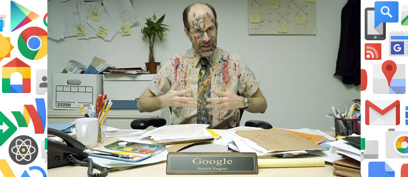 Video Lucu: Begini Jadinya Kalau Google Adalah Seorang Manusia!