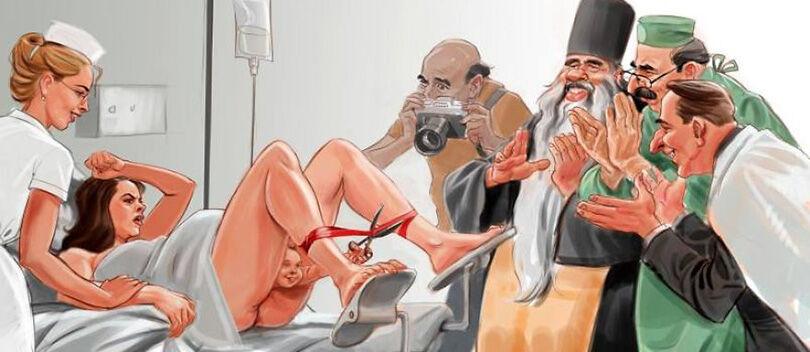 12 Ilustrasi Menyedihkan yang Menyindir Kehidupan Modern Masa Kini (Part 2)