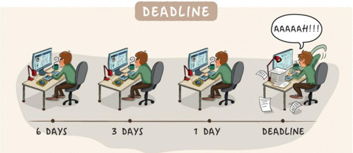 11 Ilustrasi Keren yang Menggambarkan Kehidupan di Tempat Kerja