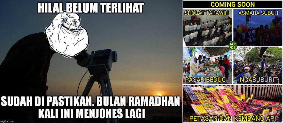 20 Meme Sambut Bulan Ramadhan Paling Kocak Bikin Gak Sabar Puasa