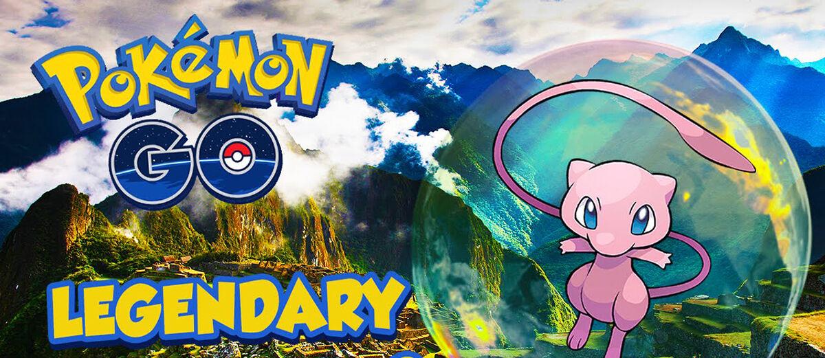Inilah Spekulasi Letak Pokemon Legendaris Di Seluruh Dunia
