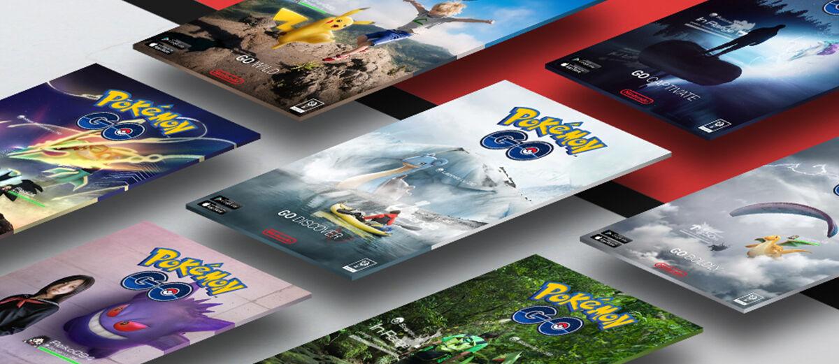 7 Poster Iklan Pokemon GO Paling Keren Karya Justin Luu