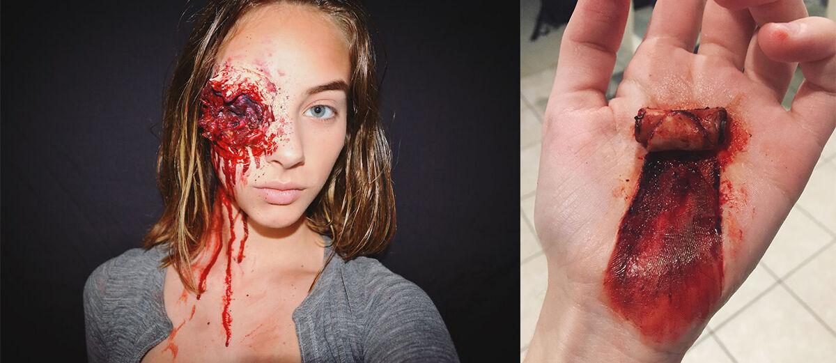 13 Foto Make Up Aneh yang Paling Tidak Masuk Akal