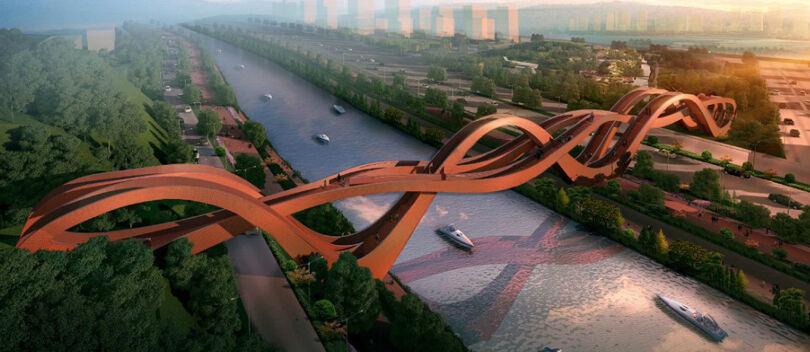 Jembatan Dari Kaca dan 8 Jembatan Spektakuler di Dunia yang Super Keren!