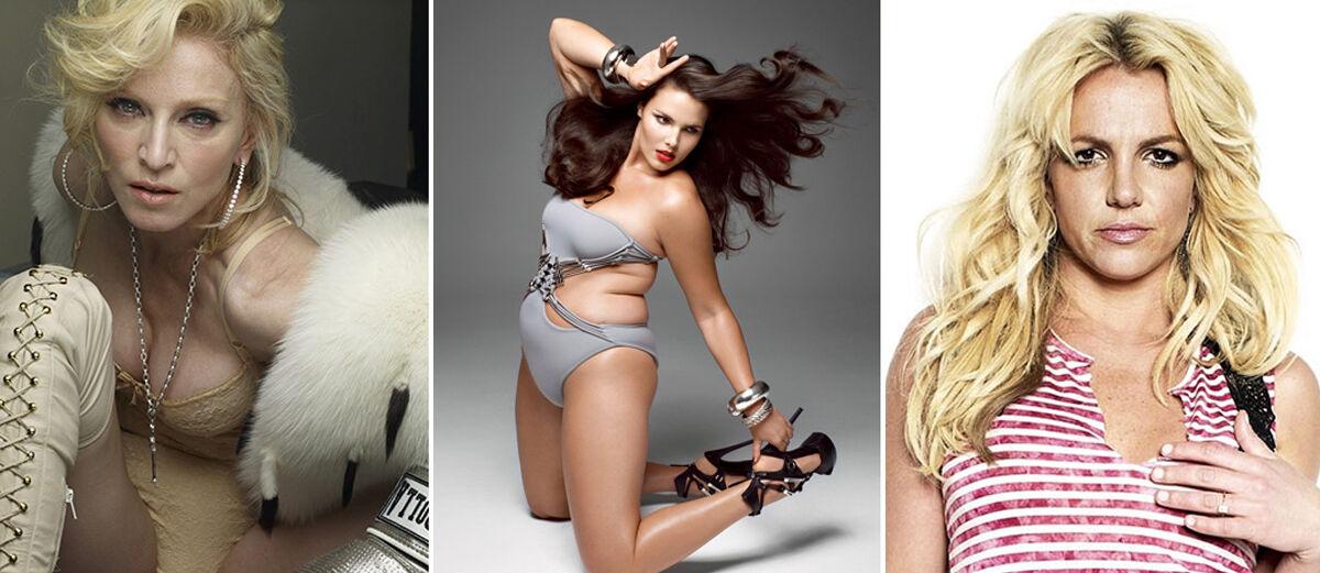 10 Foto yang Membuktikan Artis itu Jelek Kalau Nggak Pakai Photoshop