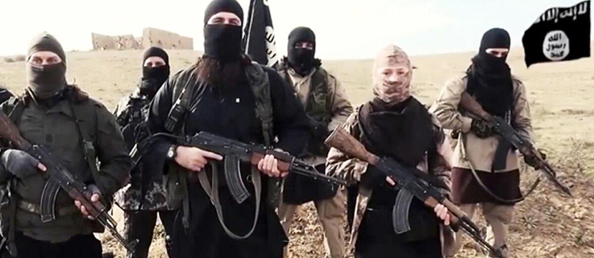 Video: Anggota ISIS ini Meledak Akibat Selfie Pakai Ponsel Detonator Bom