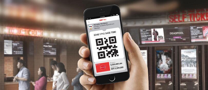 E-Card, Fitur Baru yang Siap Dinikmati Pelanggan CGV Blitz