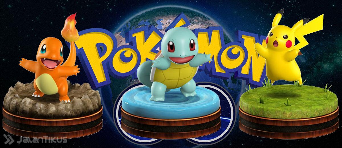 Ini yang Terjadi Jika Kamu Mencapai Level 30 di Pokemon GO