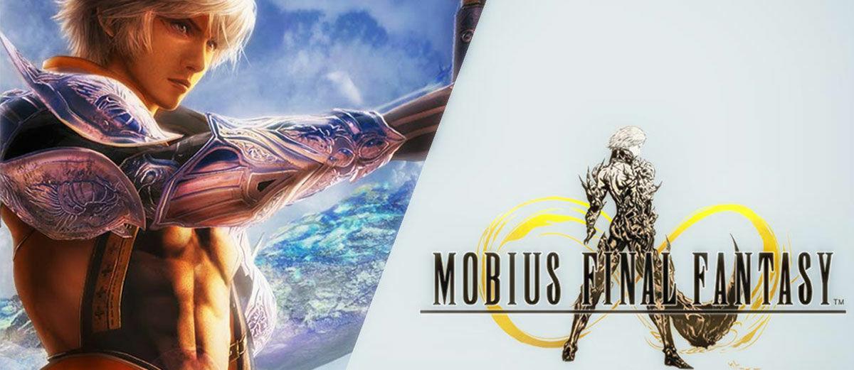 GRATIS! Game Mobius Final Fantasy Akhirnya Resmi Dirilis