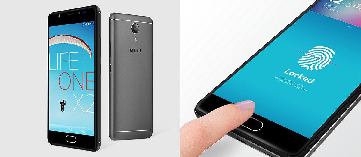 Harga 2 Jutaan Smartphone ini Punya RAM 4GB, Fingerprint, Storage 64GB