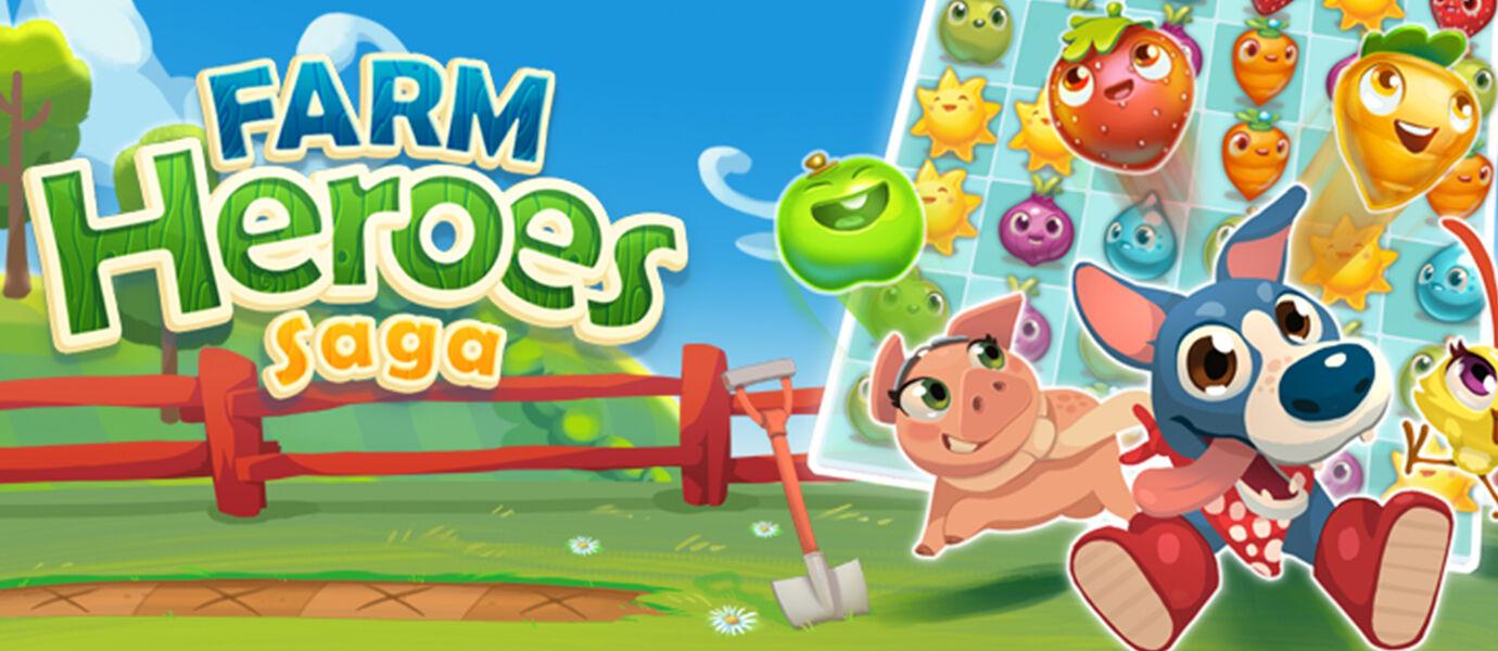CHEAT FARM HEROES Saga di Android dengan Xmodgames