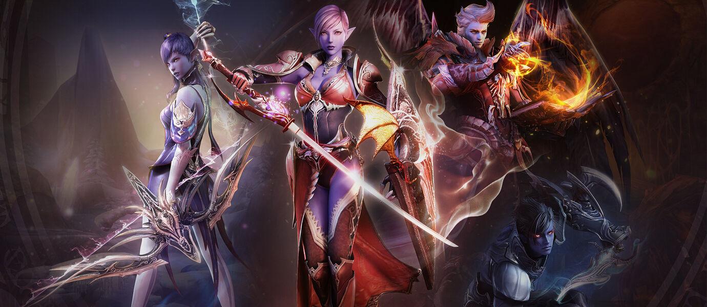 5 Game MMORPG Terbaik Untuk Android